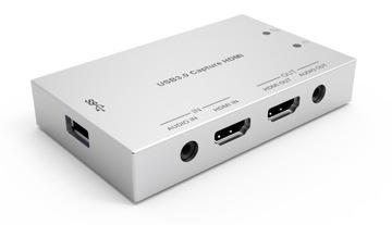UH6_0P Grabber HDMI ПОДДЕРЖИВАЕТ vMix XSplit Streaming FHD доставка товаров из Польши и Allegro на русском