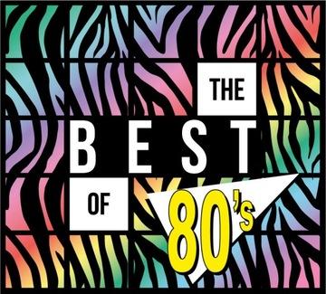 THE BEST OF 80 s 40 Хитов 80-х 2CD 24 часа доставка товаров из Польши и Allegro на русском