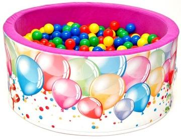400!! Мячей, Сухой Бассейн 90x40 с мячами, шариками доставка товаров из Польши и Allegro на русском