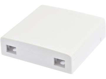 NEKU Гнездо nt волоконно-оптические адаптер 2x SC FTTH доставка товаров из Польши и Allegro на русском