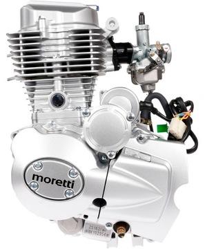 175cc двигатель Moretti 4T Юноша Romet Barton Zipp доставка товаров из Польши и Allegro на русском