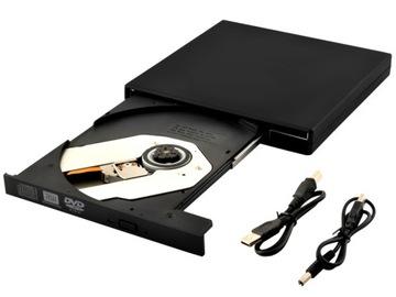 ПРИВОД CD-R/DVD-ROM/RW ПРИВОД Внешний USB ** доставка товаров из Польши и Allegro на русском