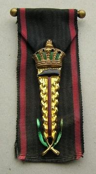 Бельгия медаль образцового работы доставка товаров из Польши и Allegro на русском