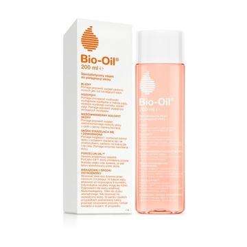 Bio Oil Масло для шрамов и растяжек 200 мл доставка товаров из Польши и Allegro на русском