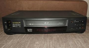 AKAI VS-G711 ВИДЕОМАГНИТОФОН HI-FI 6 HEAD hi-fi СТЕРЕО доставка товаров из Польши и Allegro на русском