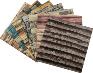 ОБРАЗЦЫ Самоклеющиеся Панели Наклейки на Стену 3D доставка товаров из Польши и Allegro на русском