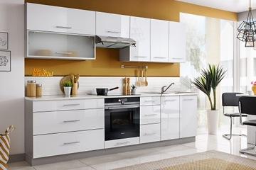 Кухонная мебель ОЛЯ III высокий глянец НОВИНКА Дешево доставка товаров из Польши и Allegro на русском