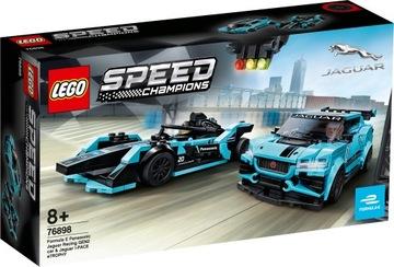 LEGO SPEED CHAMPIONS Jaguar Racing 76898 доставка товаров из Польши и Allegro на русском