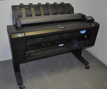 HP DESIGNJET T2500PS eMFP A0 СКАНЕР И ПЛОТТЕР FV доставка товаров из Польши и Allegro на русском
