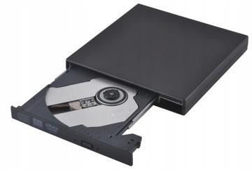 ПРИВОД CD-R/DVD-ROM/RW ПРИВОД ВНЕШНИЙ USB доставка товаров из Польши и Allegro на русском