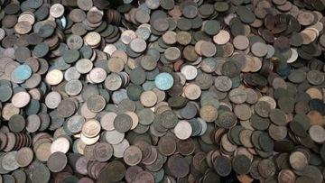 Канада 1 цент - набор монет весом 0,250 кг доставка товаров из Польши и Allegro на русском