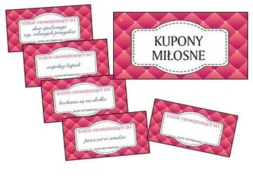 Купон LOVE __ LOVE ВАУЧЕР _ валентина ___ +18 доставка товаров из Польши и Allegro на русском