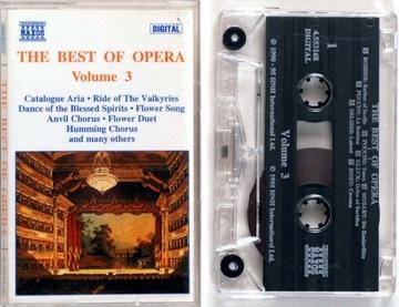 The Best Of Opera Volume 3 (NAXOS) картридж сек.ОЧ. доставка товаров из Польши и Allegro на русском