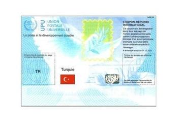 Турция 2018 IRC Международный купон ответа доставка товаров из Польши и Allegro на русском