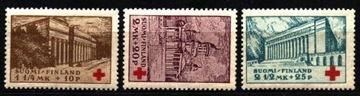 Финляндия. Мне 173-75 ** - Красный Крест доставка товаров из Польши и Allegro на русском