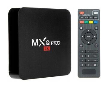 TV BOX MXQ PRO 1GB/8GB SMART TV, 4K UHD ANDROID доставка товаров из Польши и Allegro на русском