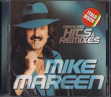 MIKE MAREEN GREATEST HITS & REMIXES 2CD ИТАЛО доставка товаров из Польши и Allegro на русском