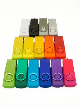 ФЛЕШ-ПАМЯТЬ USB 16GB USB 2.0 FLASH TWISTER USB доставка товаров из Польши и Allegro на русском