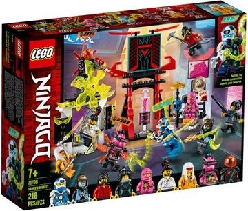 LEGO NINJAGO Магазин для игроков 71708 доставка товаров из Польши и Allegro на русском