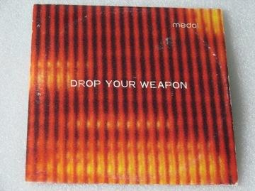 Medal - Drop Your Weapon (Album Sampler) Scd Promo доставка товаров из Польши и Allegro на русском