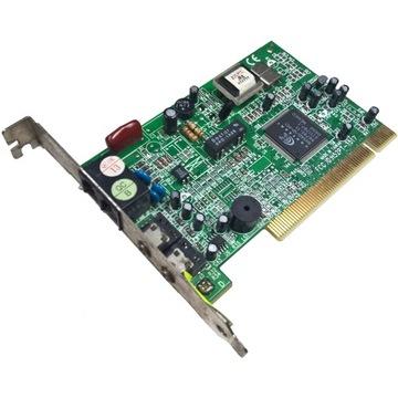 PCI модем 56K CONEXANT RH56D/SP-PCI, 100% ОК YiK доставка товаров из Польши и Allegro на русском