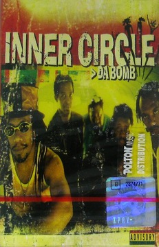 INNER CIRCLE-Da Bomb [картридж]НОВАЯ ПЛЕНКА доставка товаров из Польши и Allegro на русском
