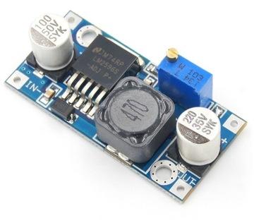 Преобразователь Step-Down LM2596S 1,5-30В ПОСТОЯННОГО тока Arduino доставка товаров из Польши и Allegro на русском