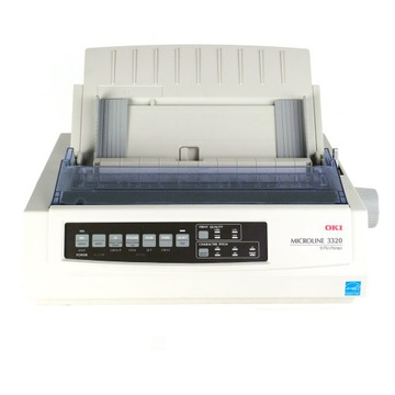 Матричный принтер OKI MicroLine ML3320 LPT доставка товаров из Польши и Allegro на русском