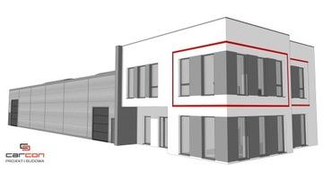 Проектирование и строительство офисное Здание + складское помещение доставка товаров из Польши и Allegro на русском