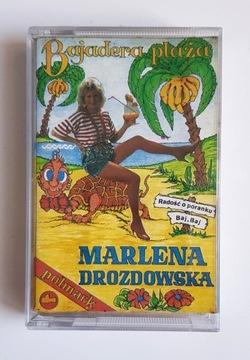 МАРЛЕН ДРОЗДОВСКА BAJADERA ПЛЯЖ кассета аудио доставка товаров из Польши и Allegro на русском