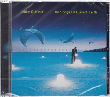 CD - MIKE OLDFIELD - THE SONGS OF DISTANT EARTH доставка товаров из Польши и Allegro на русском