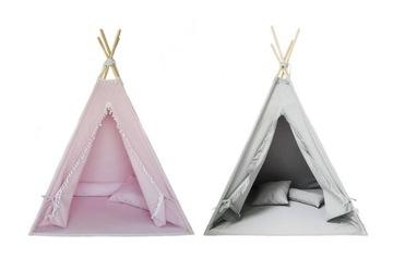 Tipi Wigwam Teepee Палатка Милые Мне +подушка +коврик доставка товаров из Польши и Allegro на русском