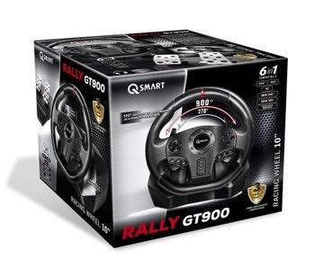 РУЛЬ QSMART GT900 PC PS3 PS4 XBOX ONE SWITCH доставка товаров из Польши и Allegro на русском