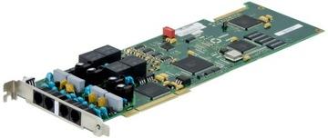 DIALOGIC 83-0676-007 MEDIA BOARD 4-PORT PCI доставка товаров из Польши и Allegro на русском