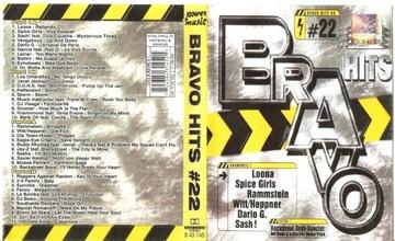 BRAVO HITS #22 (2-кассеты) доставка товаров из Польши и Allegro на русском