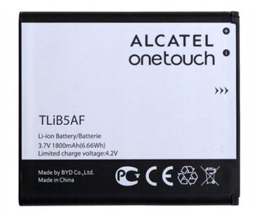 НОВАЯ БАТАРЕЯ ALCATEL TLiB5AF ONE TOUCH OT-5035 доставка товаров из Польши и Allegro на русском