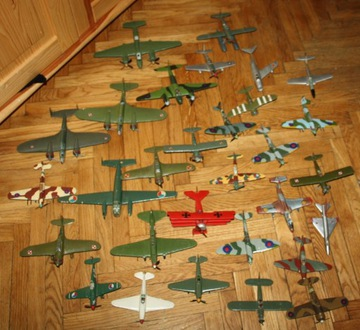 коллекция моделей самолетов, пнр моделизм 31sztuk доставка товаров из Польши и Allegro на русском