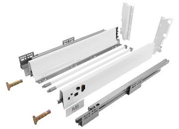 Ящик MODERNBOX L-500mm Высокая GTV белый доставка товаров из Польши и Allegro на русском