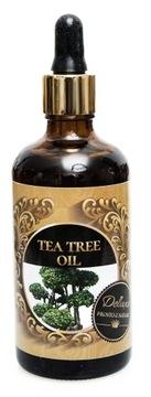 МАСЛО ЧАЙНОГО ДЕРЕВА 100 мл TEA TREE OIL доставка товаров из Польши и Allegro на русском