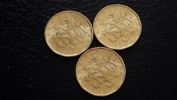 Чехия - набор из 3 памятных монет 2019 года доставка товаров из Польши и Allegro на русском