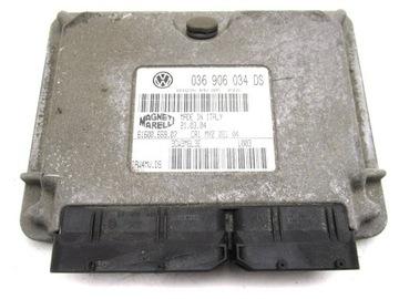 КОМПЬЮТЕР VW SEAT SKODA 1.6 036906034DS IMMO OFF!! доставка товаров из Польши и Allegro на русском
