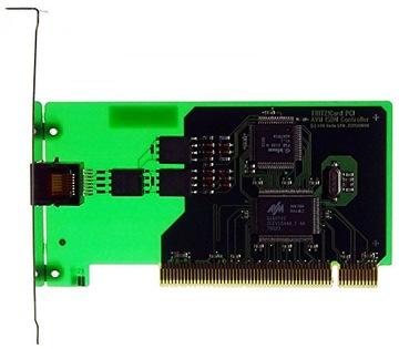AVM Fritz!Card PCI ISDN Adapter Модем FCPCI111098 доставка товаров из Польши и Allegro на русском