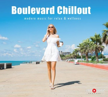 Bulwarowy chillout музыка без ZAiKS MP3 CDR-SPG доставка товаров из Польши и Allegro на русском