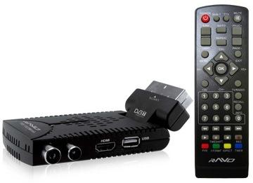 DVB-T ТЮНЕР HD-102Mini ДЕКОДЕР HD-MUX8 доставка товаров из Польши и Allegro на русском