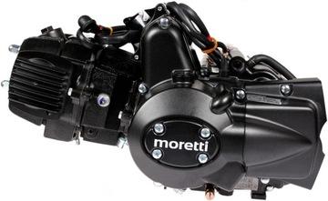 Двигатель 125cc Moretti 4T Юноша Romet Barton Zipp доставка товаров из Польши и Allegro на русском