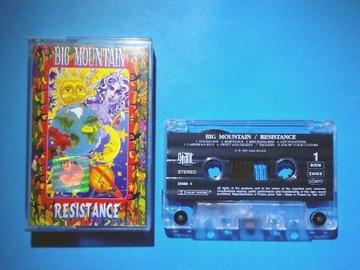 Big Mountain - RESISTANCE (1995). доставка товаров из Польши и Allegro на русском