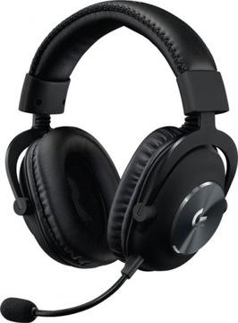 (Наушники игровые Logitech G Pro X с микрофоном) доставка товаров из Польши и Allegro на русском