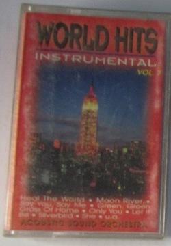 WORLD HITS instrumental Джексон Ричи Lenon ХИТ! доставка товаров из Польши и Allegro на русском