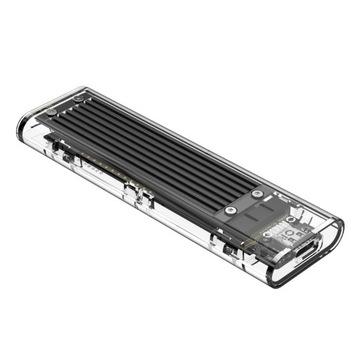 Корпус SSD 3.1 Type-C M. 2 NVME 10Gb/s доставка товаров из Польши и Allegro на русском