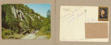 TATRY ZACHODNIE - DOLINA STRĄŻYSKA turyści 1974 r. доставка товаров из Польши и Allegro на русском